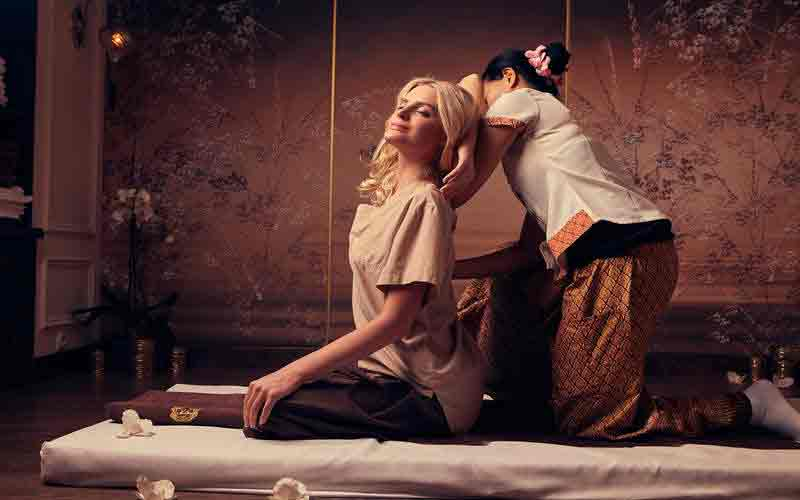 Thai Massage in Ajman