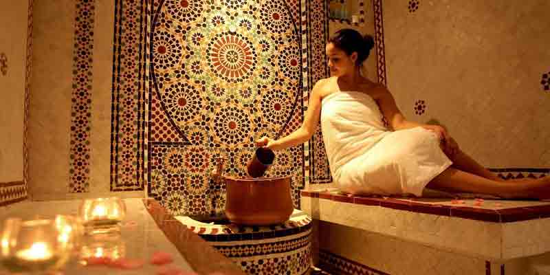 Moroccan Bath Massage in Ajman